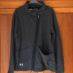 Under Armour Tops - Under Armour Full Zip Sweatshirt